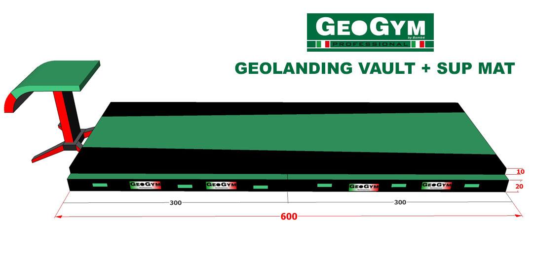 GEOLANDING VAULT - Linea Professional